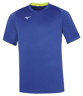 Core SS Tee Erkek T-Shirt Mavi