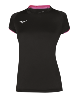 Core SS Tee Kadın T-Shirt Siyah