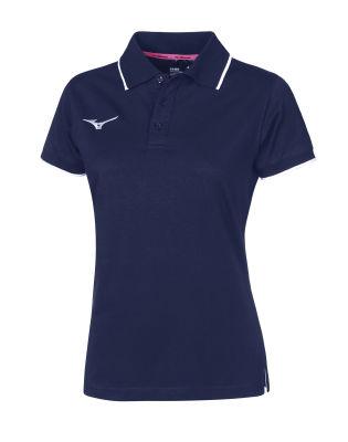 Mizuno Polo Kadın T-Shirt Lacivert