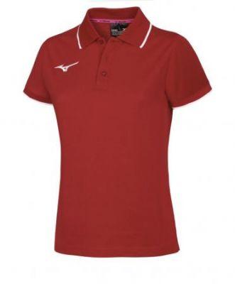 Mizuno Polo Kadın T-Shirt Kırmızı