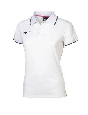 Mizuno Polo Kadın T-Shirt Beyaz