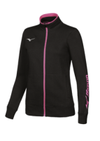 MIZUNO - Mizuno Sweat FZ Jacket (W) Sweat