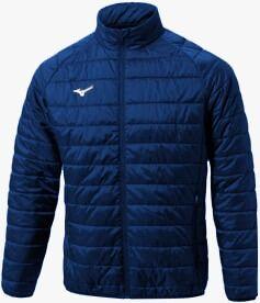 Mizuno Sapporo Padded Jacket Erkek Mont Lacivert
