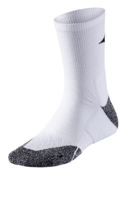 Mizuno Premium Tennis Comfort Socks Unisex Çorap Beyaz/Gri