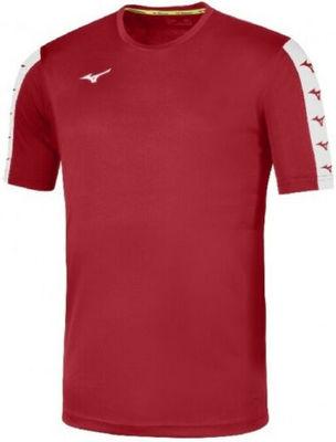 Nara Tee Erkek T-Shirt Kırmızı