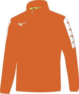 Mizuno Nara Track Jacket Erkek Sweat Turuncu