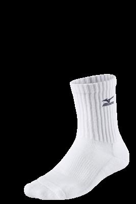 Mizuno Volley Socks Medium Unisex Çorap Beyaz