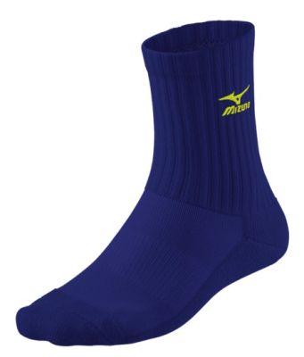 Mizuno Volley Socks Medium Unisex Çorap Lacivert