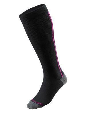 Mizuno Light Ski Socks Unisex Çorap Siyah