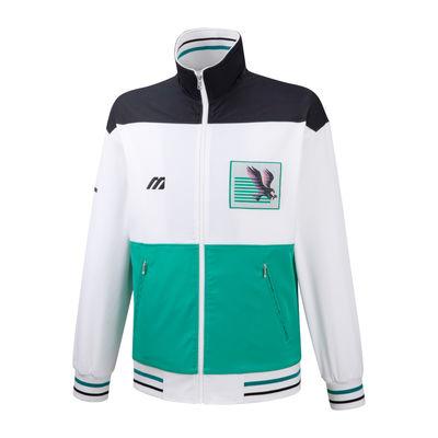 Archive Jacket Erkek Sweat Beyaz/Desenli