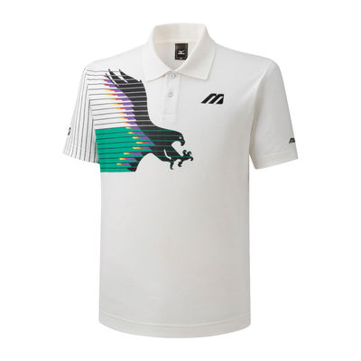 Mizuno Archive Polo T-Shirt