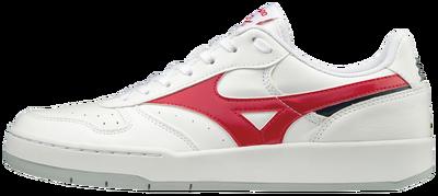 City Wind Unisex Günlük Giyim Ayakkabısı Beyaz / Kırmızı