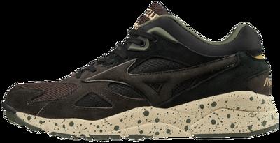 Sky Medal Wild Nordic Unisex Günlük Giyim Ayakkabısı Kahverengi / Yeşil
