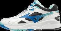MIZUNO - Mizuno Sky Medal Unisex Günlük Giyim Ayakkabısı Beyaz/Mavi