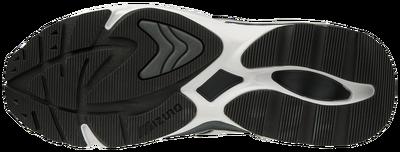 Mizuno Wave Rider 1 Unisex Günlük Giyim Ayakkabısı Gri / Beyaz