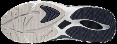 Mizuno Wave Rider 1 Unisex Günlük Giyim Ayakkabısı Lacivert / Beyaz