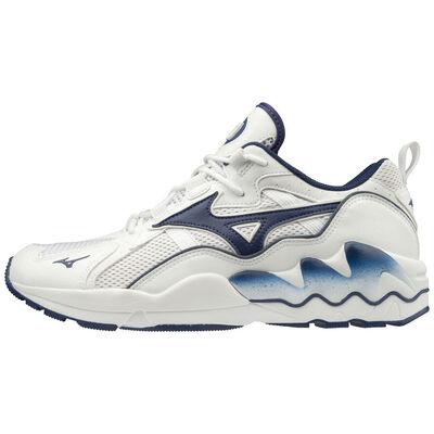 Wave Rider 1 Unisex Günlük Giyim Ayakkabısı Beyaz / Lacivert