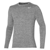 Impulse Core Tee Uzun Kollu Erkek T-Shirt Gri - Thumbnail