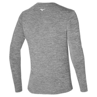 Impulse Core Tee Uzun Kollu Erkek T-Shirt Gri