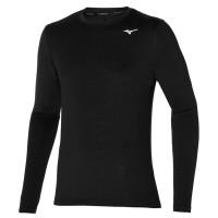 Impulse Core Longsleeve Tee Erkek Uzun Kollu T-Shirt Siyah - Thumbnail