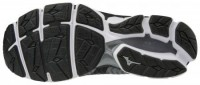 Mizuno Wave Knit S1 Erkek Koşu Ayakkabısı Gri - Thumbnail