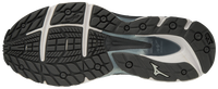 Mizuno Wave Paradox 5 Erkek Koşu Ayakkabısı Gri - Thumbnail