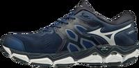 MIZUNO - Mizuno Wave Horizon 3 Erkek Koşu Ayakkabısı Lacivert