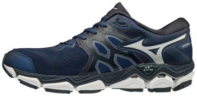 Mizuno Wave Horizon 3 Erkek Koşu Ayakkabısı Lacivert