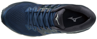 Mizuno Wave Horizon 3 Erkek Koşu Ayakkabısı Lacivert - Thumbnail