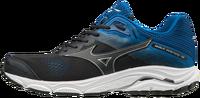 MIZUNO - Mizuno Wave Inspire 15 Erkek Koşu Ayakkabısı Mavi/Siyah