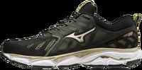 MIZUNO - Mizuno Wave Ultima 11 Unisex Koşu Ayakkabısı Siyah/Sarı