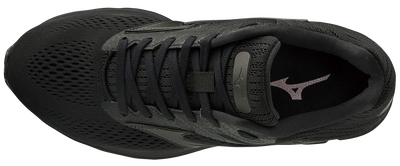 Mizuno Wave Rider 23 (W) Kadın Koşu Ayakkabısı Siyah