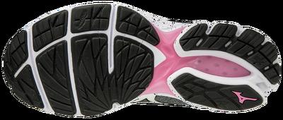 Mizuno Wave Rider 23 (W) Kadın Koşu Ayakkabısı Gri/Siyah