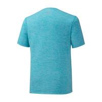 Mizuno Impulse Core Tee Erkek T-Shirt Mavi - Thumbnail