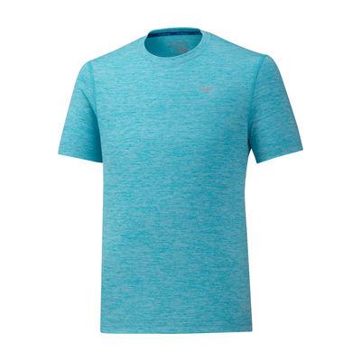 Mizuno Impulse Core Tee Erkek T-Shirt Mavi