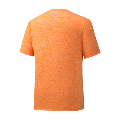 Mizuno Impulse Core Tee Erkek T-Shirt Turuncu