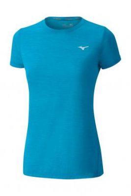 Impulse Core Tee Kadın T-Shirt Mavi