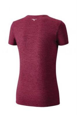 Mizuno Impulse Core Tee Kadın T-Shirt Pembe