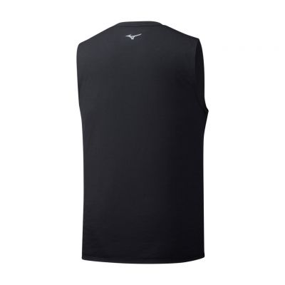 Impulse Core Sleeveless Erkek Atlet Siyah