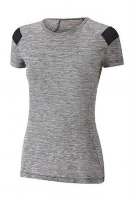 Mizuno Alpha Tee Kadın T-Shirt Grİ