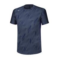 Mizuno Jacquard Graphic TEE T-Shirt - Thumbnail