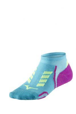 Mizuno Drylite Race Low Unisex Çorap Mavi