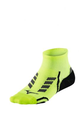 Drylite Race Mid Unisex Çorap Sarı/Siyah