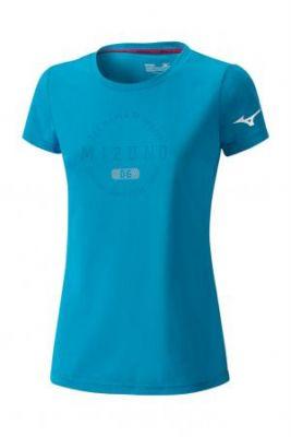 Heritage 1906 Tee Kadın T-Shirt Mavi