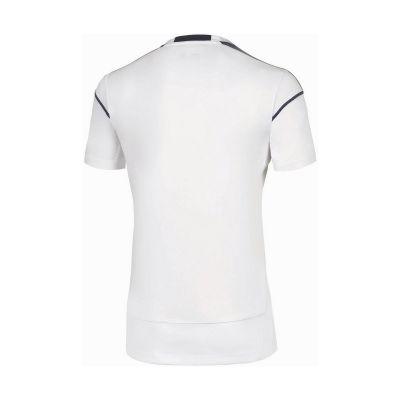 Men Hex Rect Tee Erkek T-shirt Beyaz/Lacivert