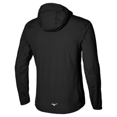 Mizuno 20K Er Jacket Erkek Yağmurluk Siyah