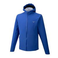 Mizuno 20K Er Jacket Erkek Yağmurluk Mavi - Thumbnail