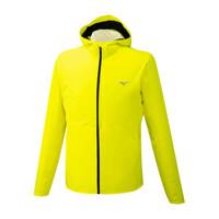 Mizuno 20K Er Jacket Erkek Yağmurluk Sarı - Thumbnail