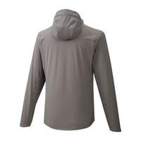 Mizuno 20K Er Jacket Erkek Yağmurluk Gri - Thumbnail