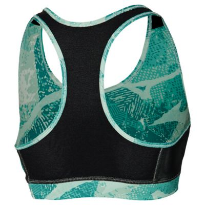 Alpha Graphic Bra Kadın Spor Bralet Yeşil
